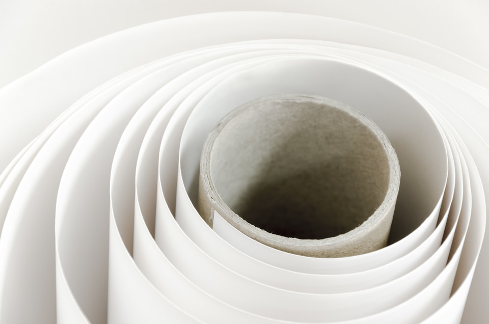 Protective Paper Webbing
